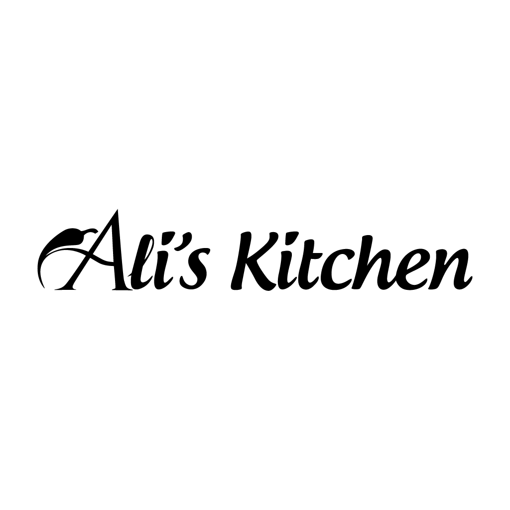 Ali's Kitchen Online Takeaway Menu Logo