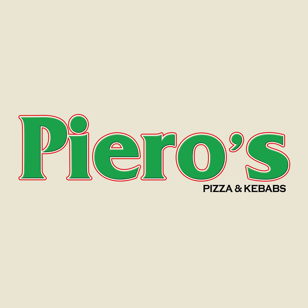 Piero's Pizza & Kebabs Online Takeaway Menu Logo