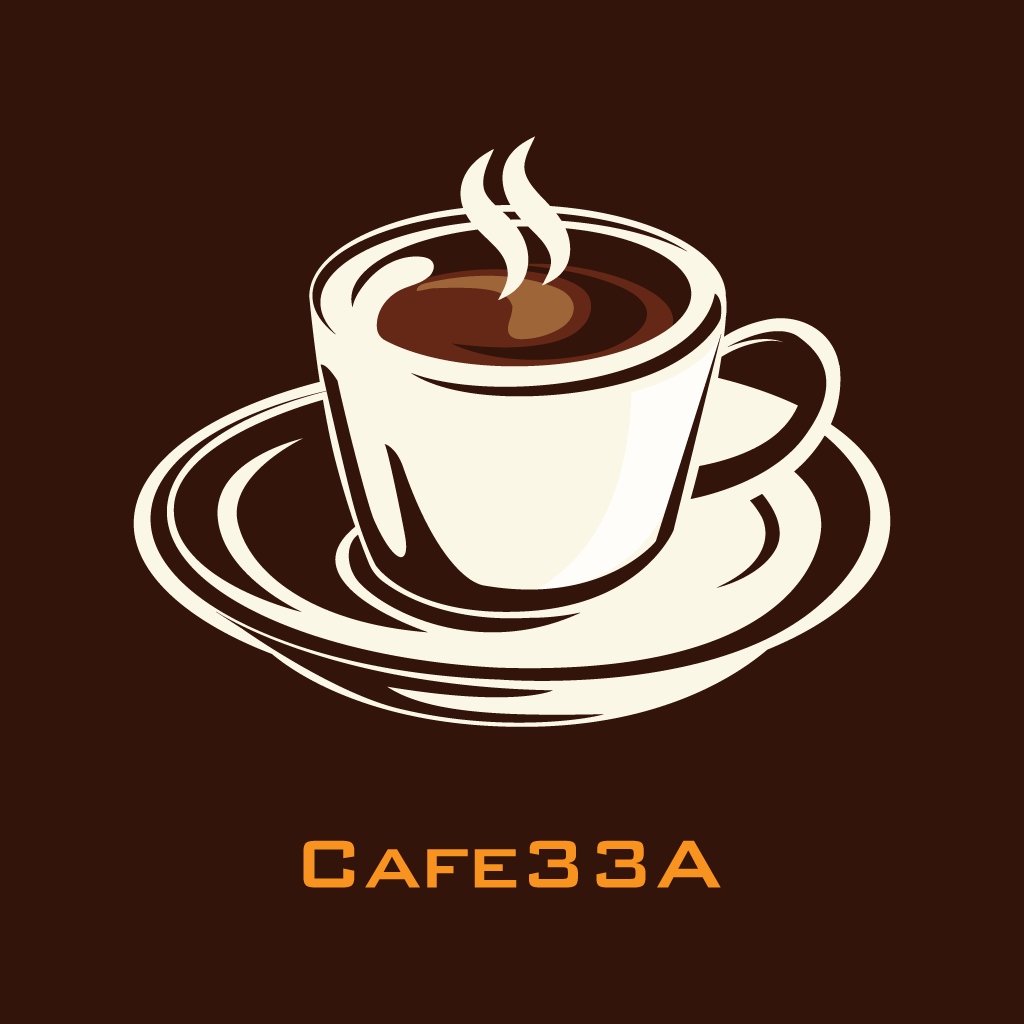 Cafe 33a Online Takeaway Menu Logo