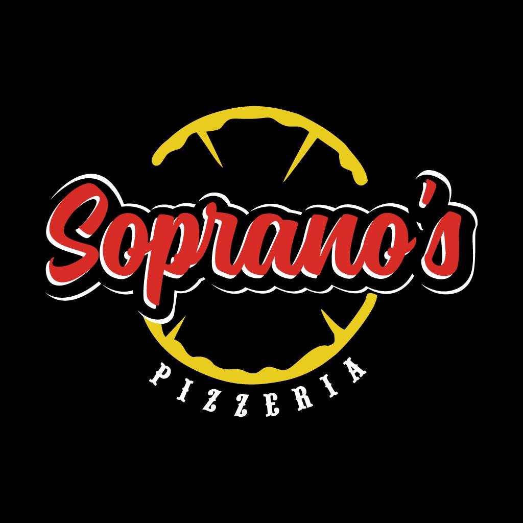 Sopranos Online Takeaway Menu Logo