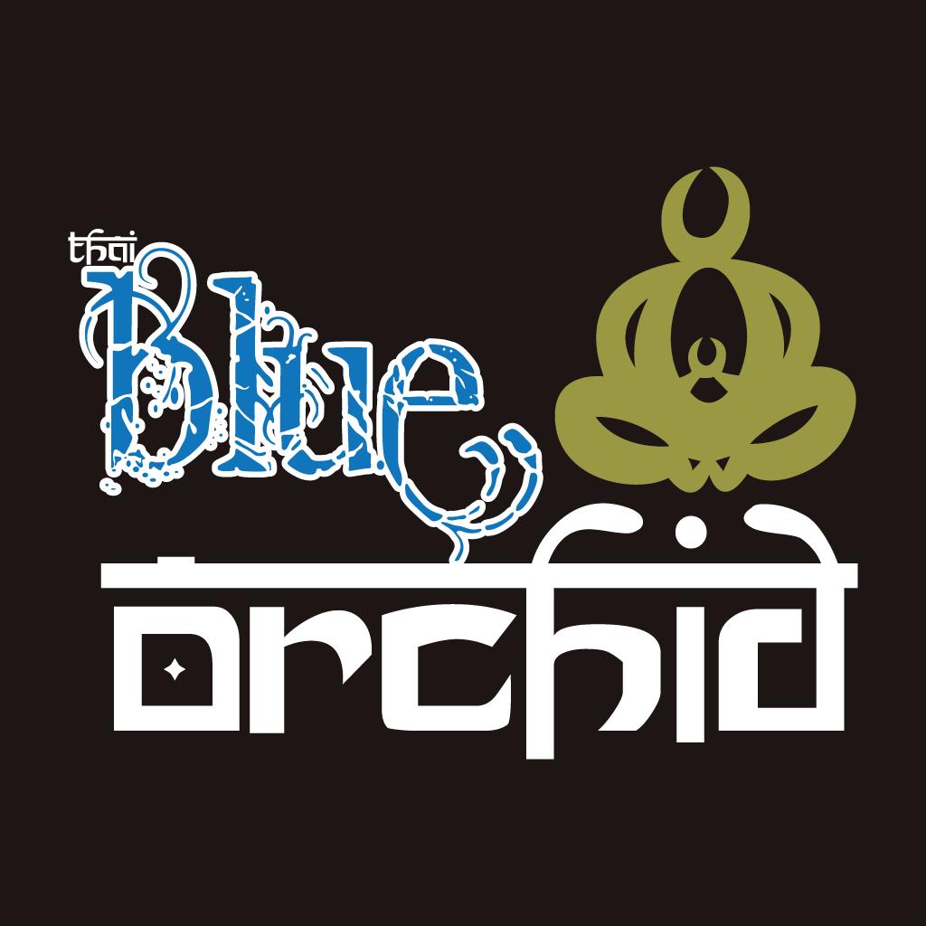 Blue Orchid Online Takeaway Menu Logo