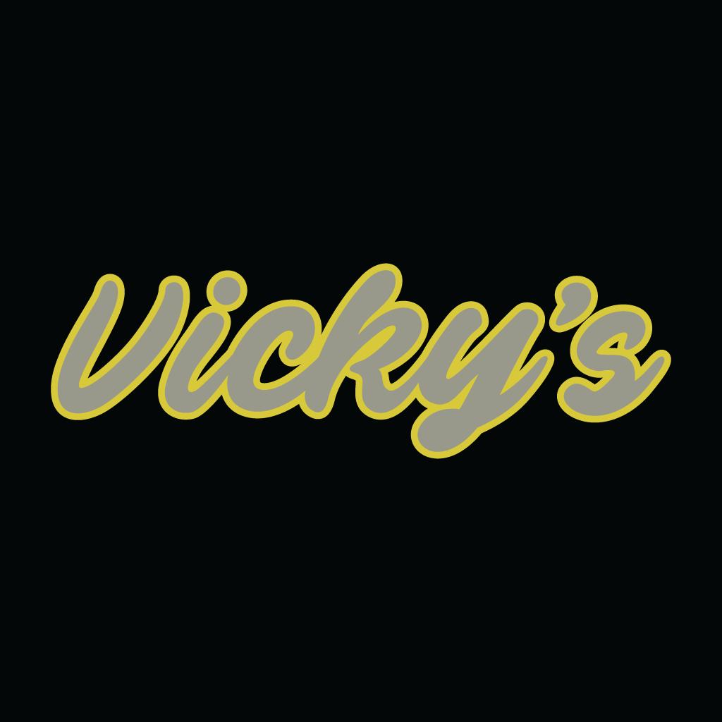 Vickys Cafe  Online Takeaway Menu Logo