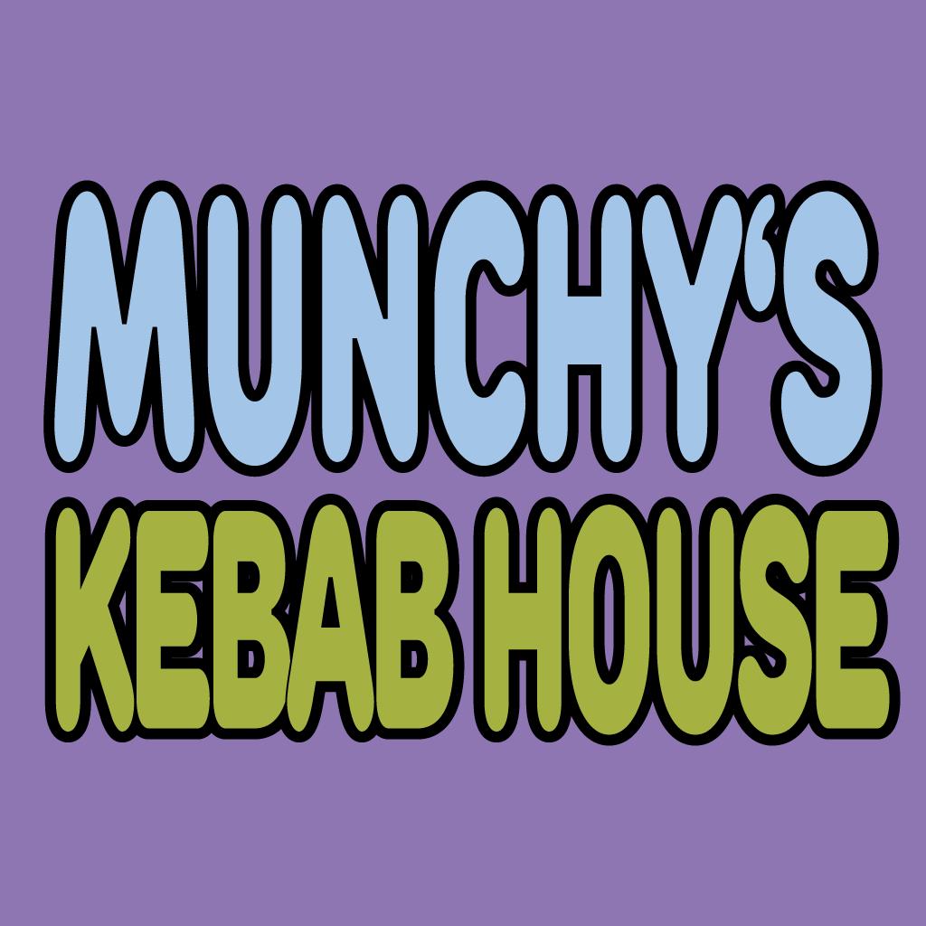 Munchies Kebab & Pizza  Online Takeaway Menu Logo