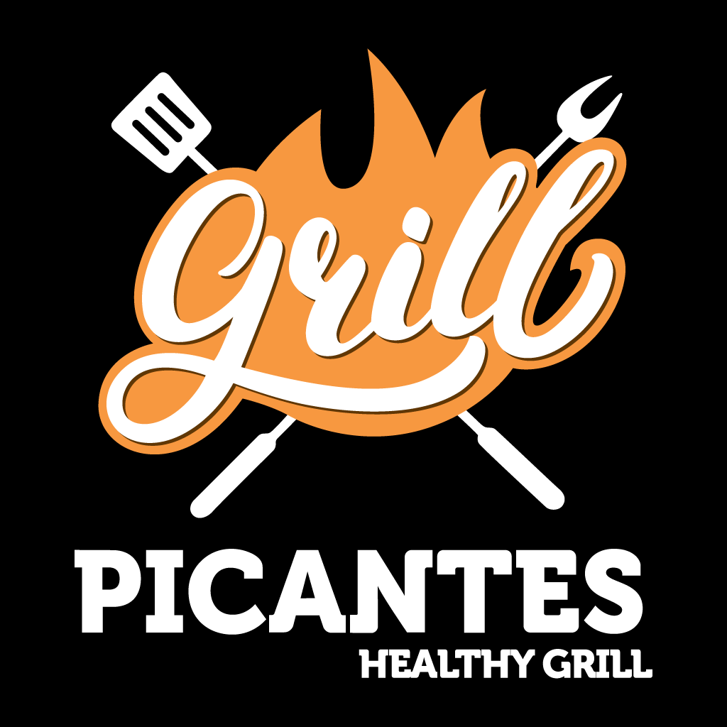 Picantes Healthy Grill  Online Takeaway Menu Logo