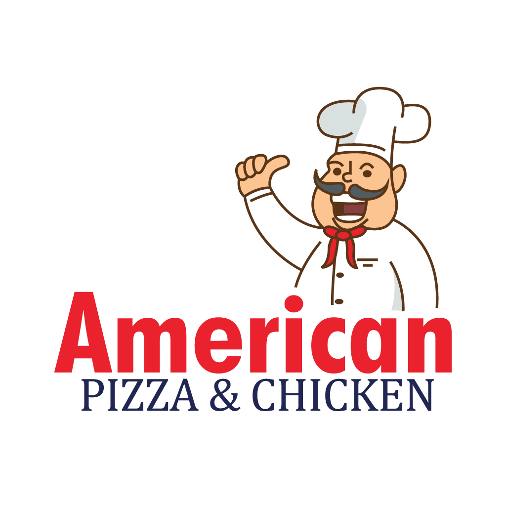 American Pizza & Chicken Online Takeaway Menu Logo