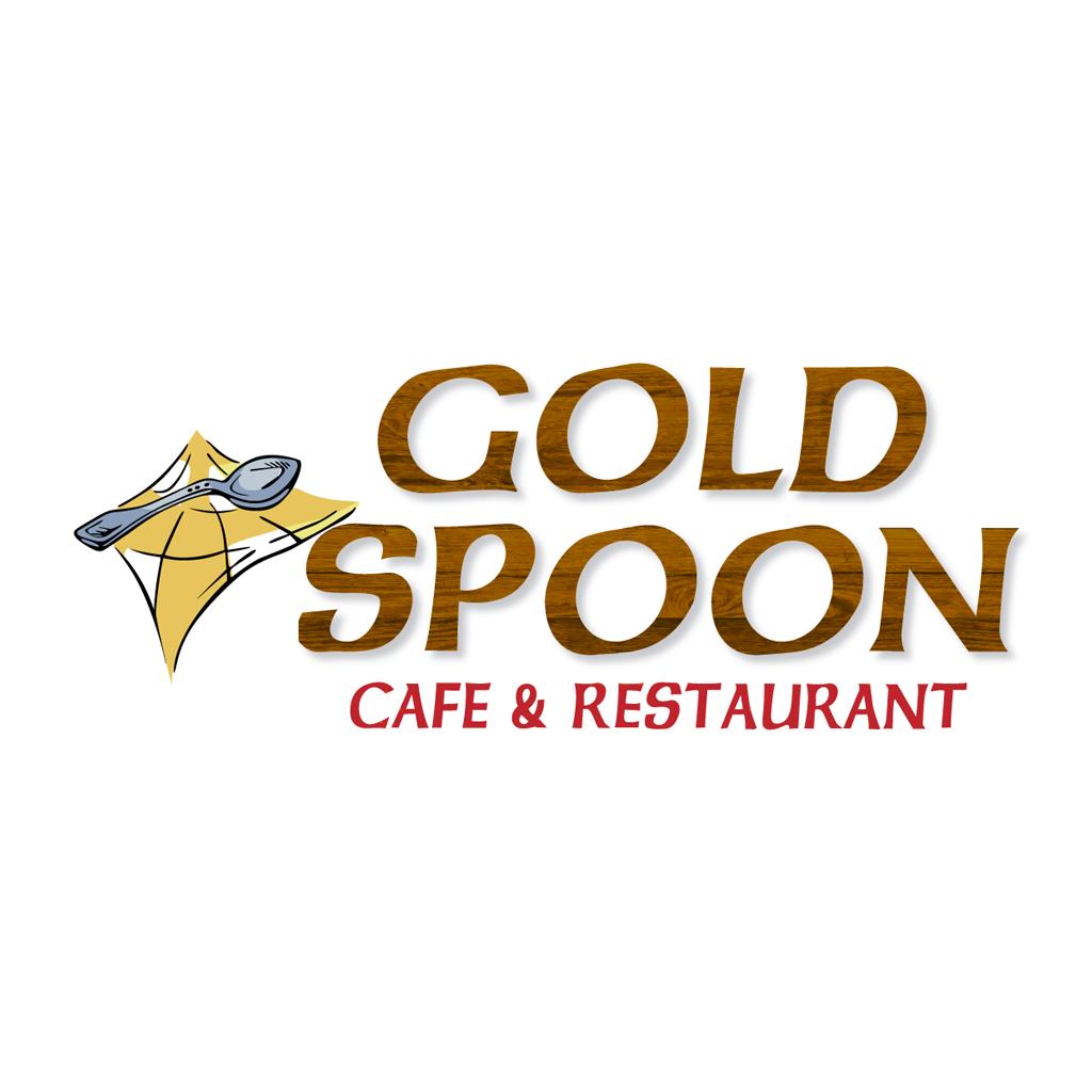 Gold Spoon Online Takeaway Menu Logo