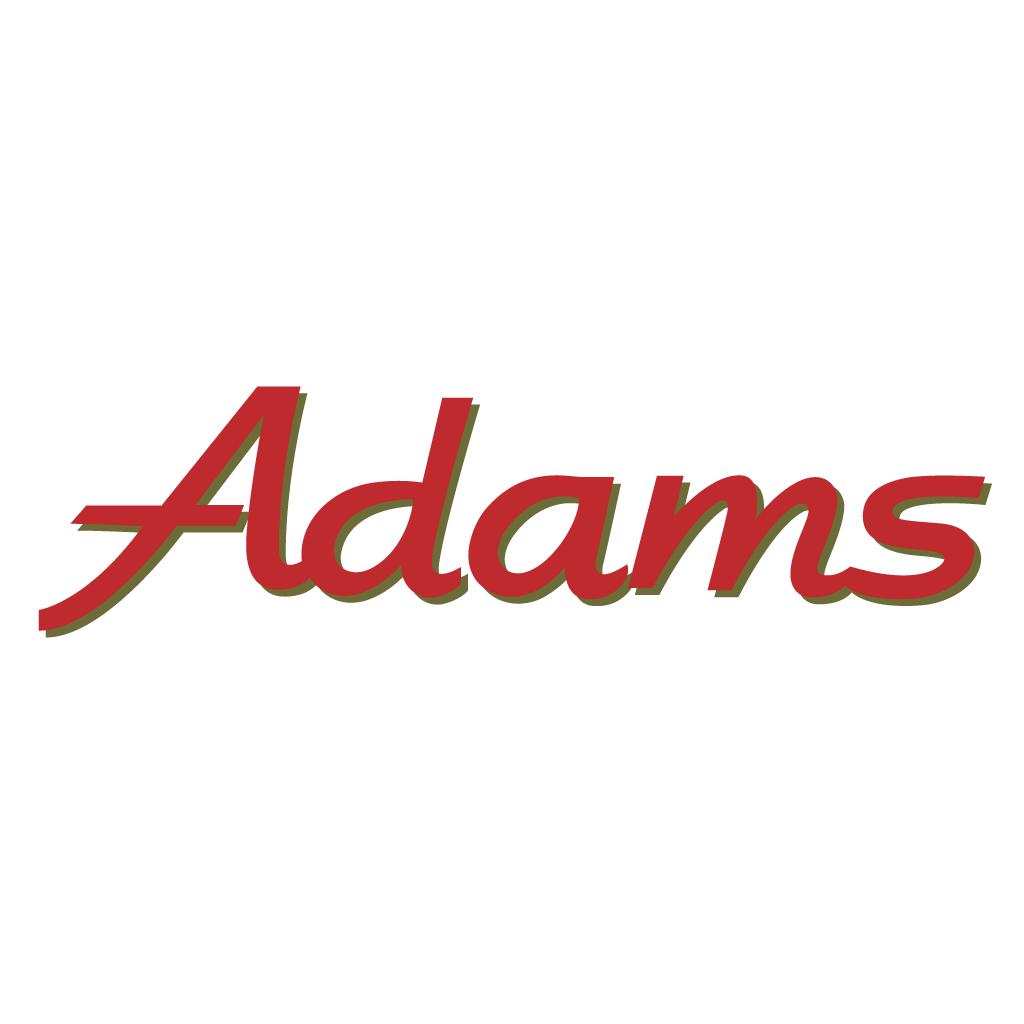 Adams Online Takeaway Menu Logo