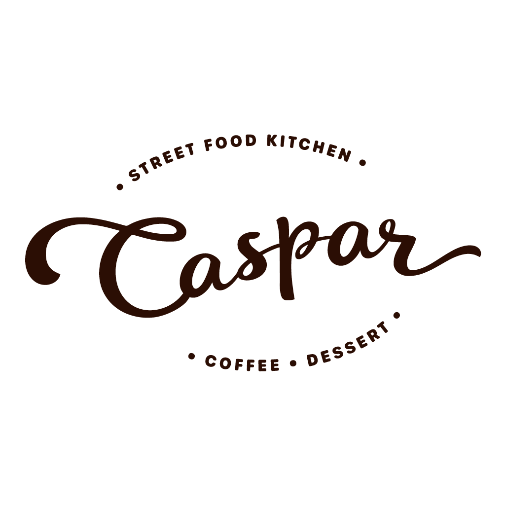 Cafe Caspar Online Takeaway Menu Logo