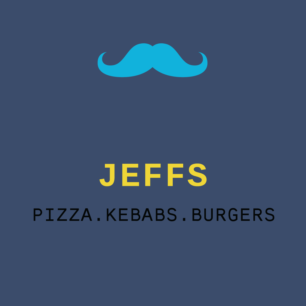 Jeffs  Takeaway Logo