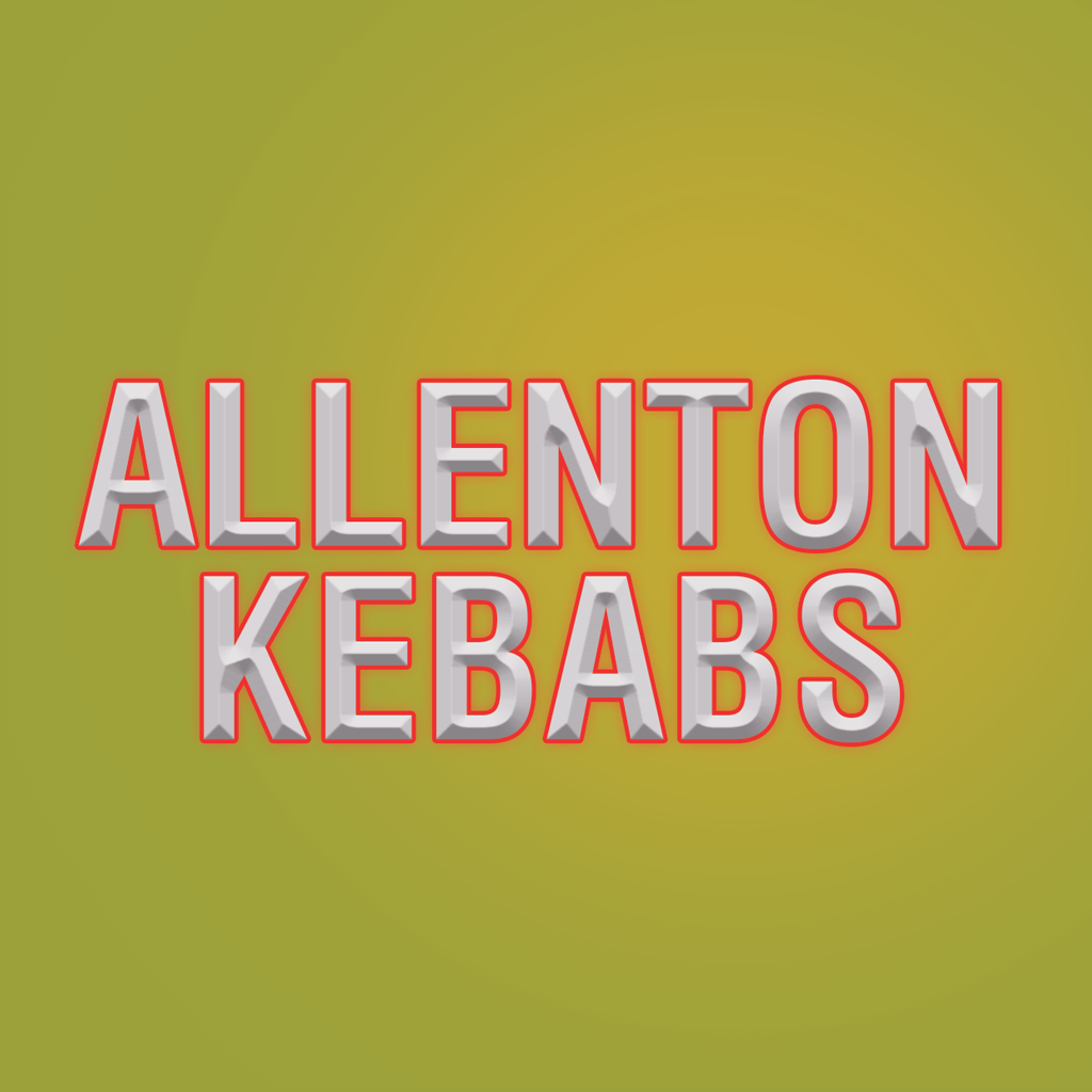 Allenton Kebabs Online Takeaway Menu Logo