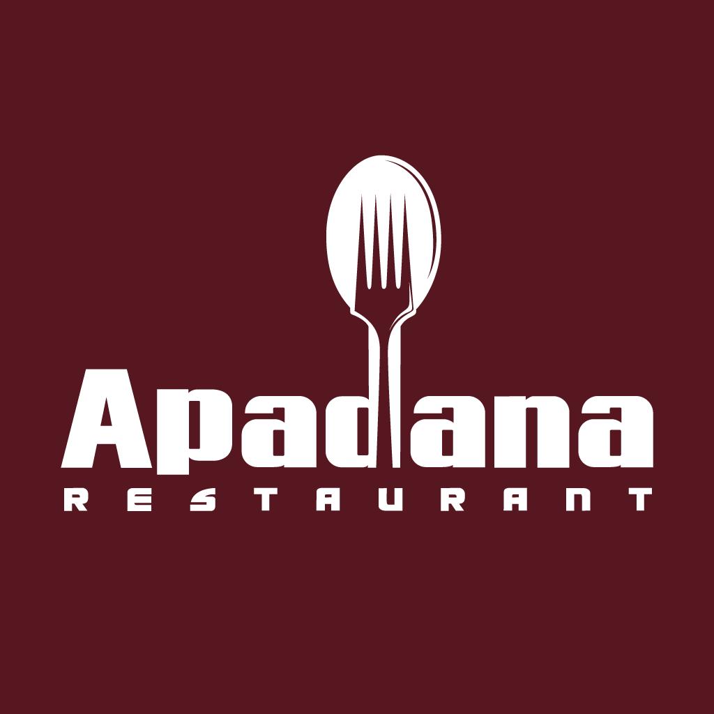 Apadana Restaurant Online Takeaway Menu Logo