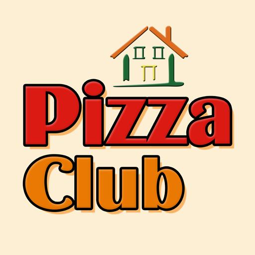 Pizza Club Online Takeaway Menu Logo