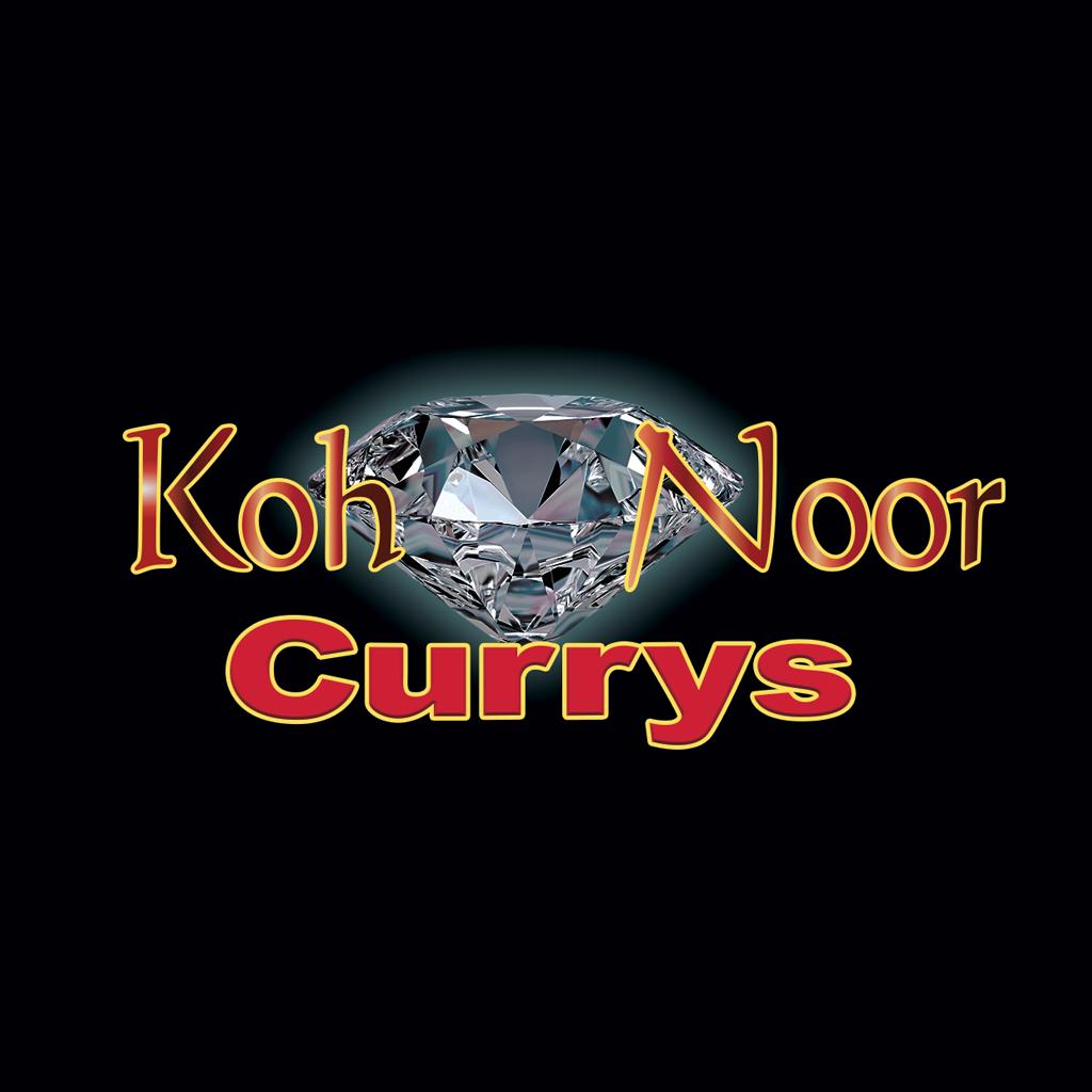 Koh Noor Currys Online Takeaway Menu Logo