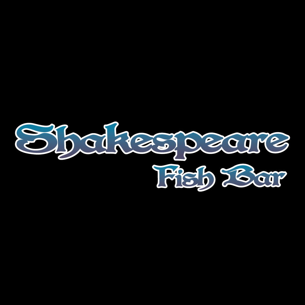 Shakespeare Fish Bar Online Takeaway Menu Logo