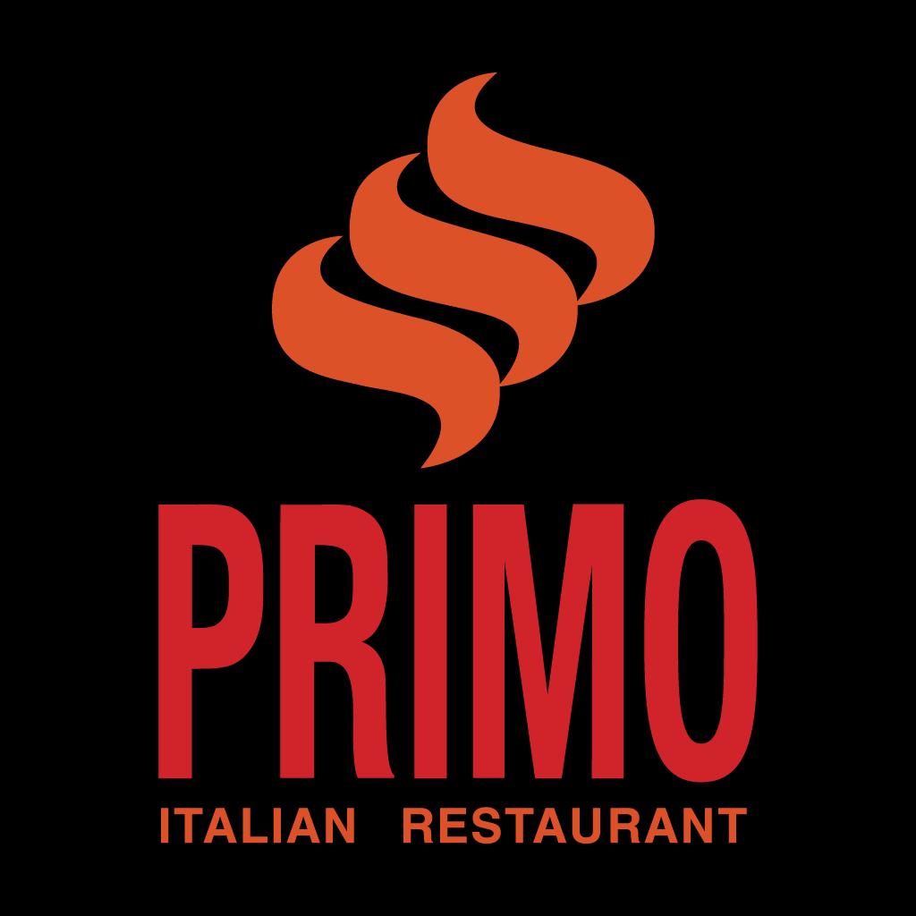 Primo Restaurant Online Takeaway Menu Logo