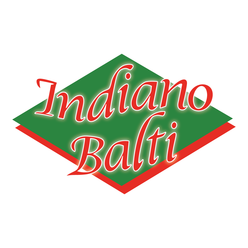 Indiano Balti Online Takeaway Menu Logo