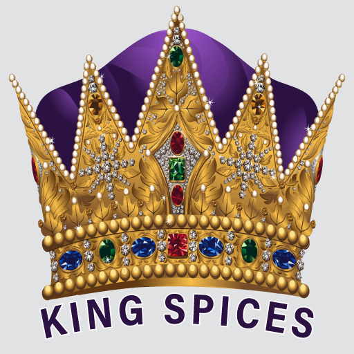 King Spices Online Takeaway Menu Logo
