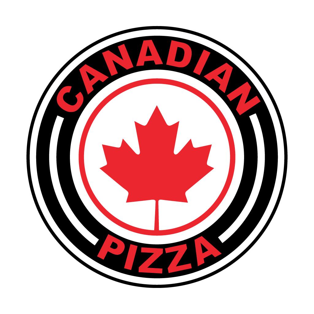 Canadian Pizza Takeaway Logo