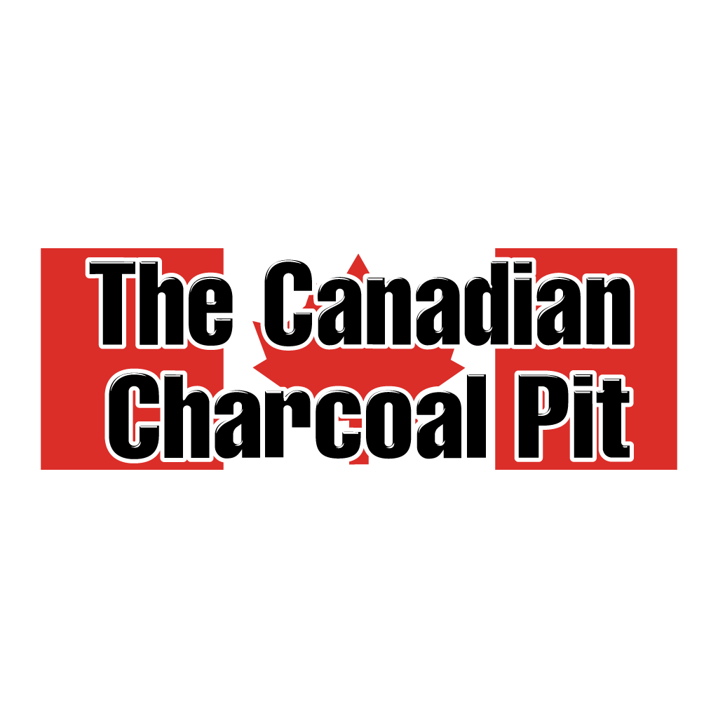 Canadian Charcoal Pit Online Takeaway Menu Logo
