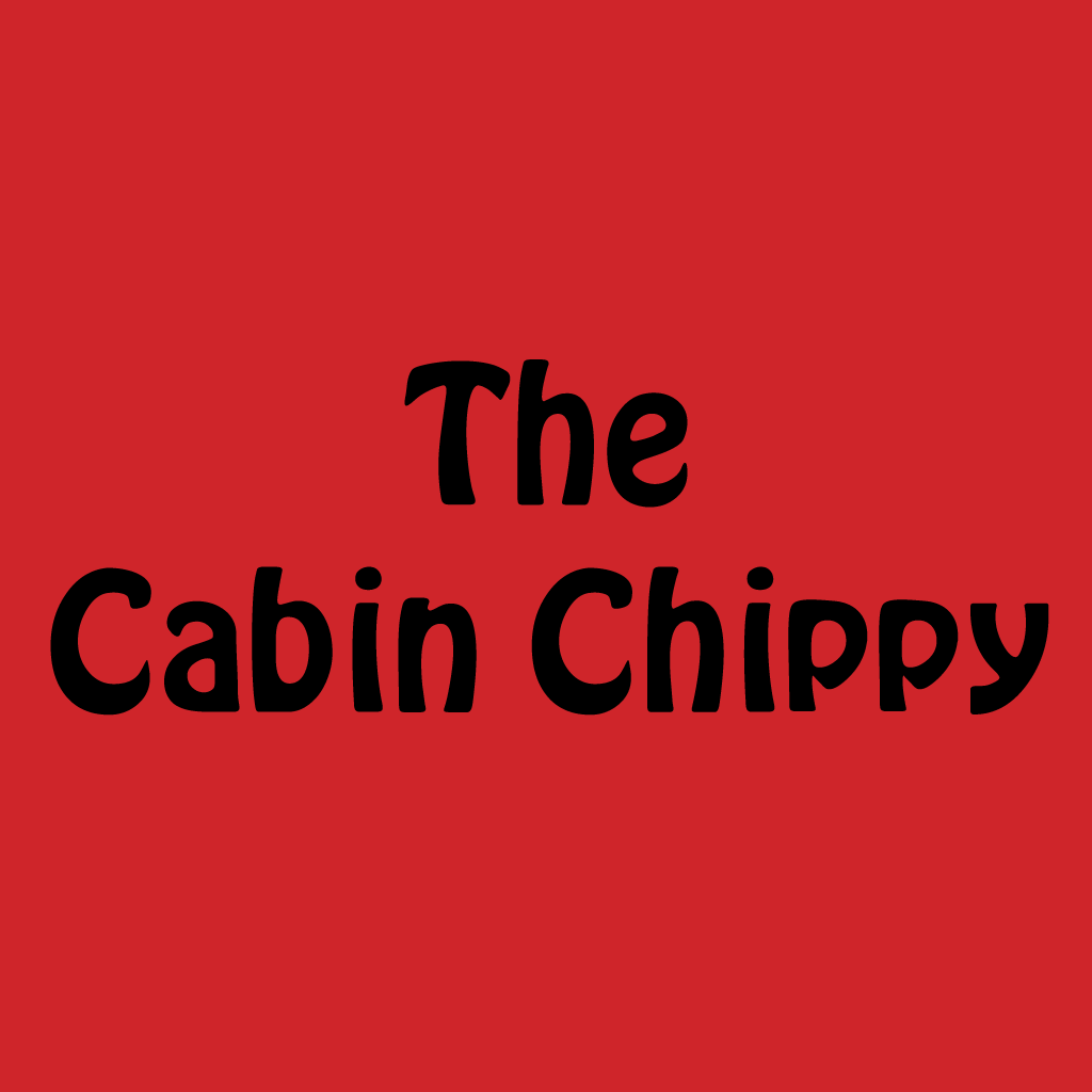 The Cabin Chippy  Online Takeaway Menu Logo