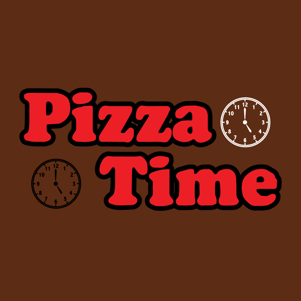 Pizza Time  Online Takeaway Menu Logo
