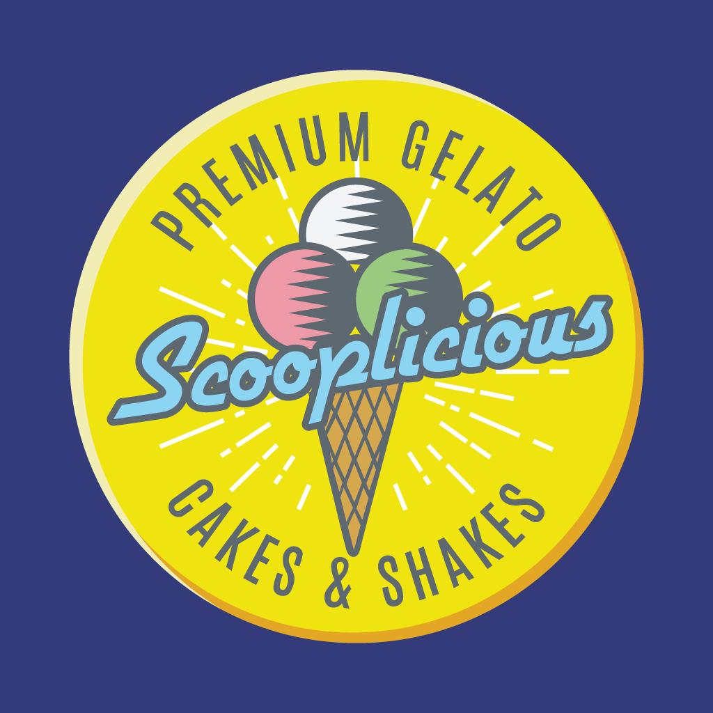 Scooplicious Online Takeaway Menu Logo