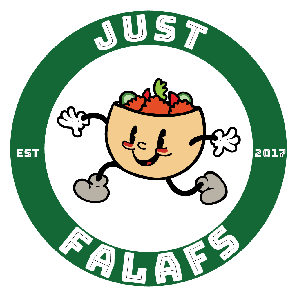 Just Falafs Online Takeaway Menu Logo