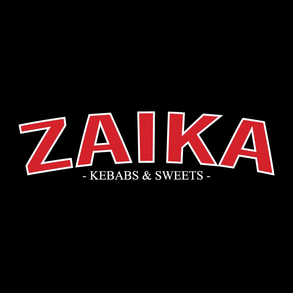 Zaika Kebabs & Sweets Online Takeaway Menu Logo