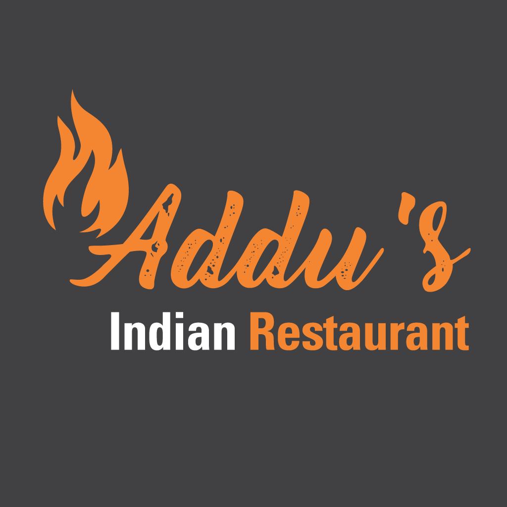 Addus Indian Resturant Online Takeaway Menu Logo