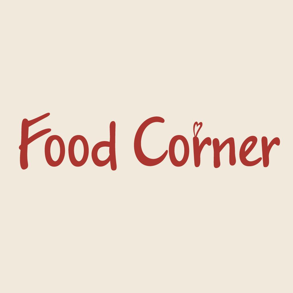 Food Corner Online Takeaway Menu Logo