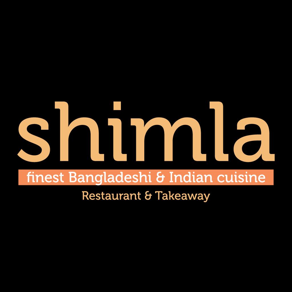 Shimla Restaurant & Takeaway  Online Takeaway Menu Logo