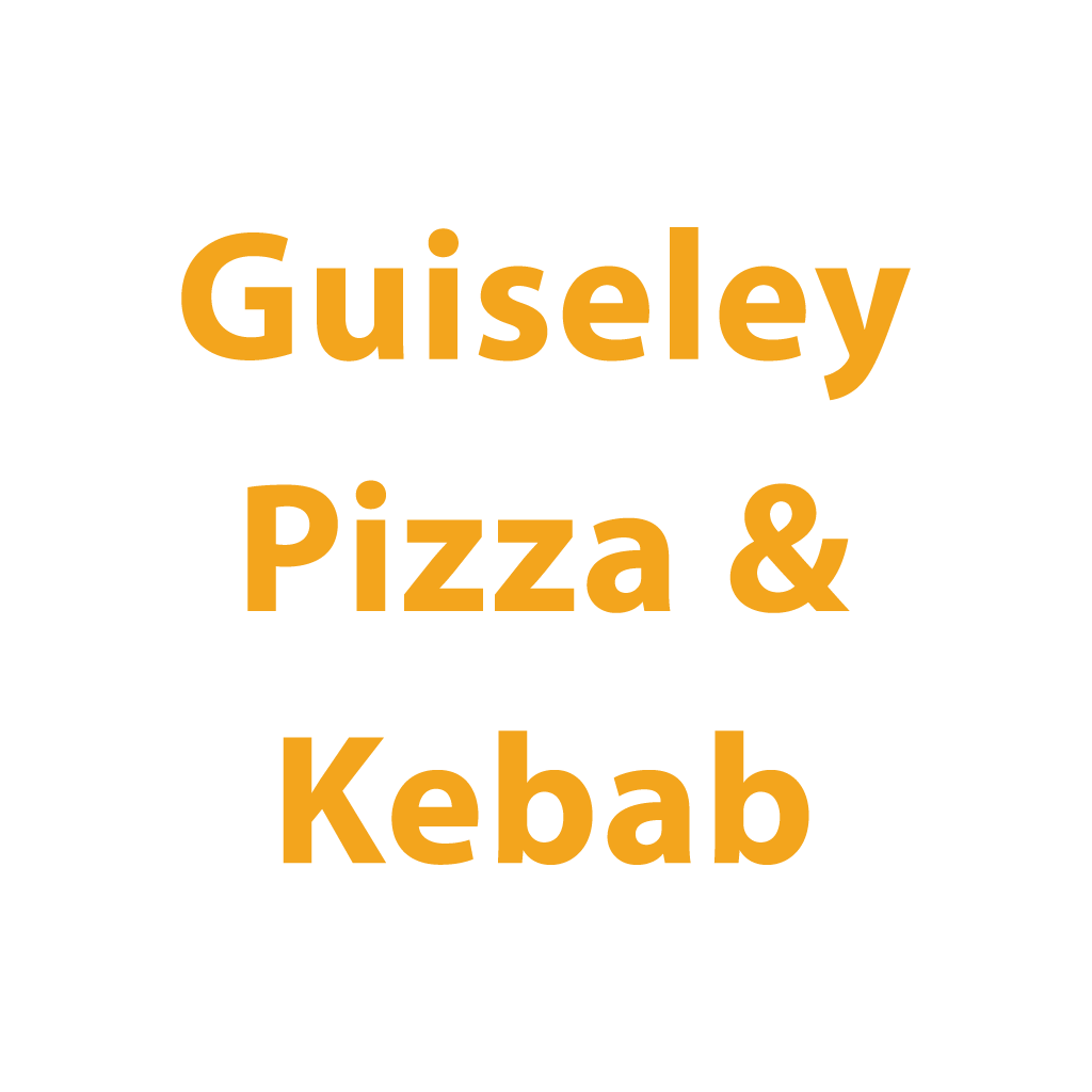 Guiseley Pizza & Kebab Online Takeaway Menu Logo