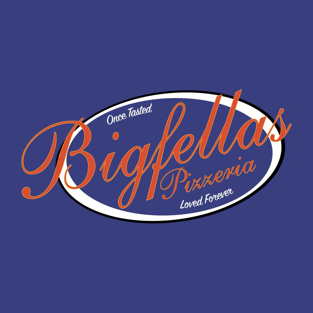 Bigfellas Pizzeria Online Takeaway Menu Logo