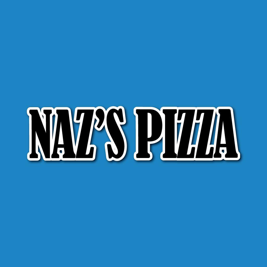 Nazs Pizza  Online Takeaway Menu Logo