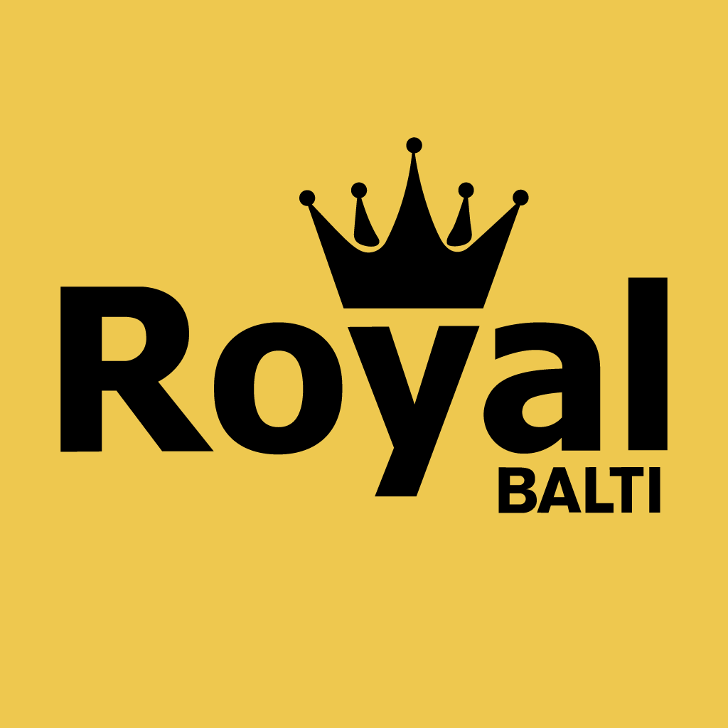 Royal Balti  Online Takeaway Menu Logo