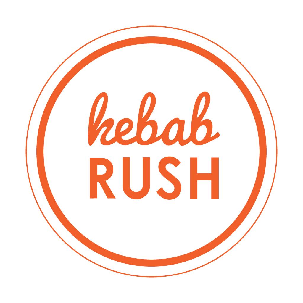 Kebab Rush  Online Takeaway Menu Logo