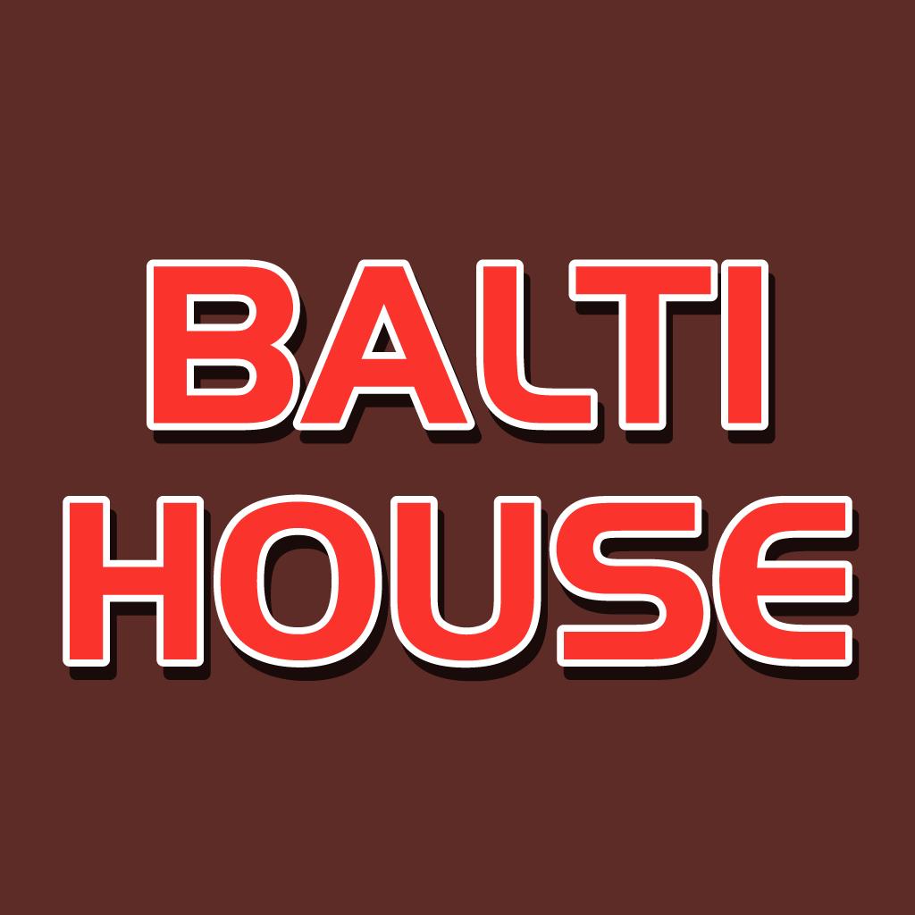 Balti House  Online Takeaway Menu Logo