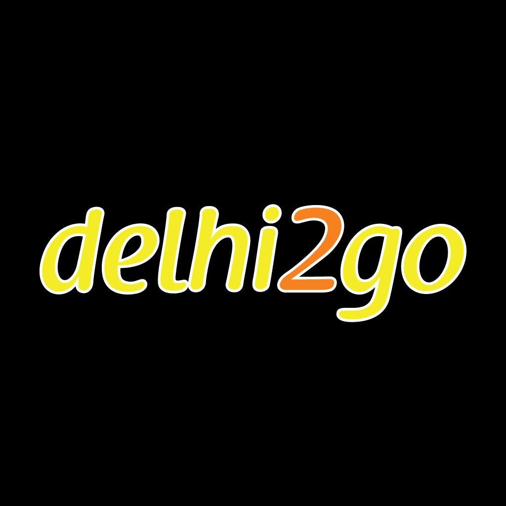 Delhi 2 Go Online Takeaway Menu Logo