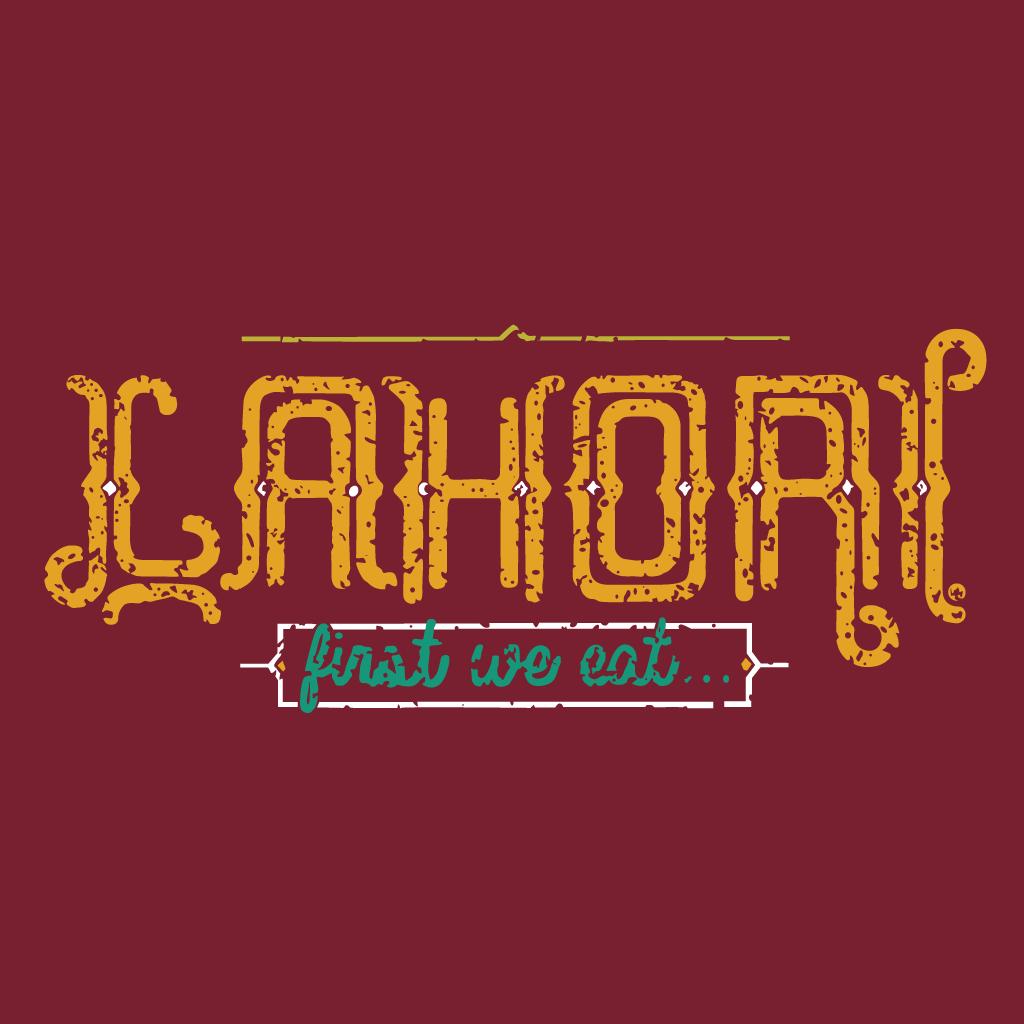 Lahori  Online Takeaway Menu Logo