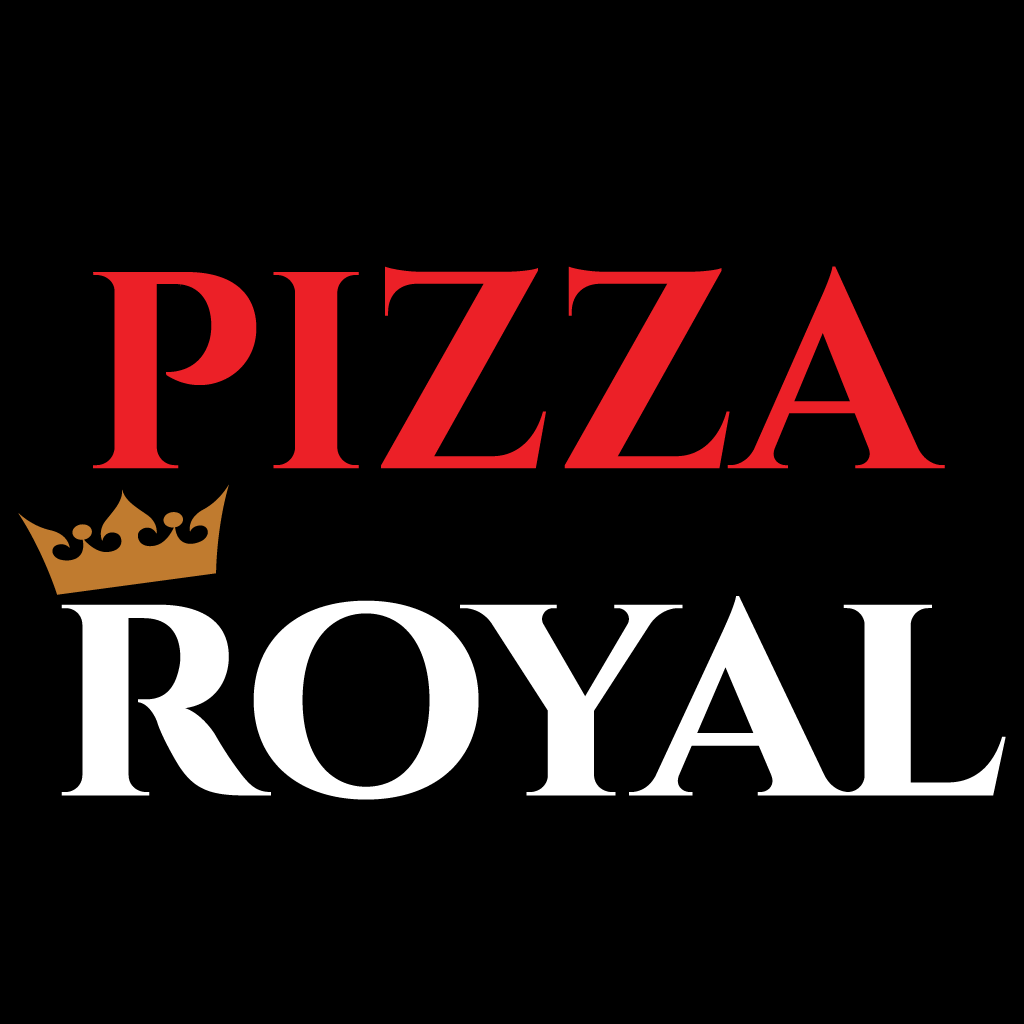 Royal Pizza  Online Takeaway Menu Logo