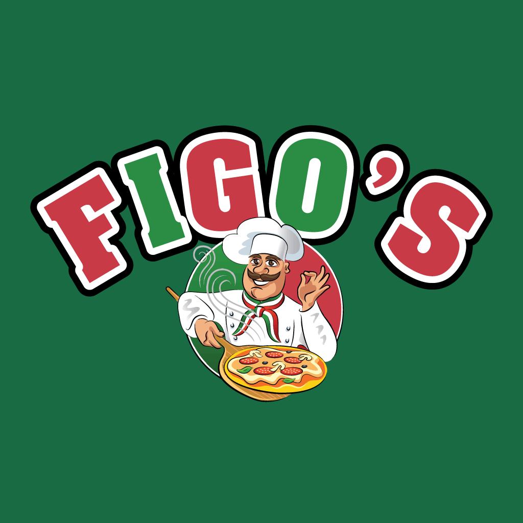 Figos Pizzeria & Kebab House Online Takeaway Menu Logo