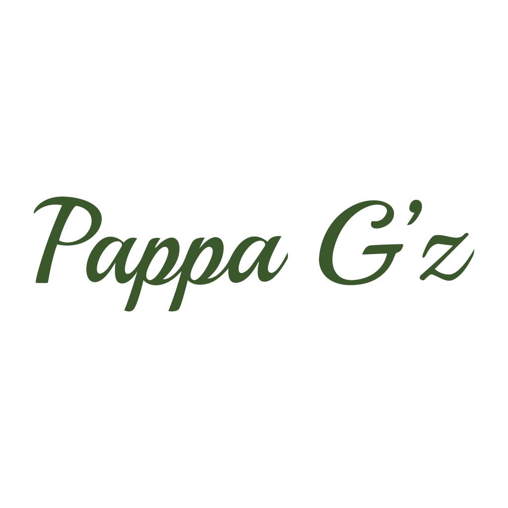 Pappa G Online Takeaway Menu Logo