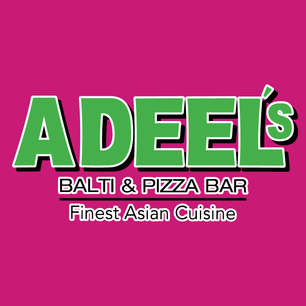 Adeels Balti & Pizza Bar Online Takeaway Menu Logo