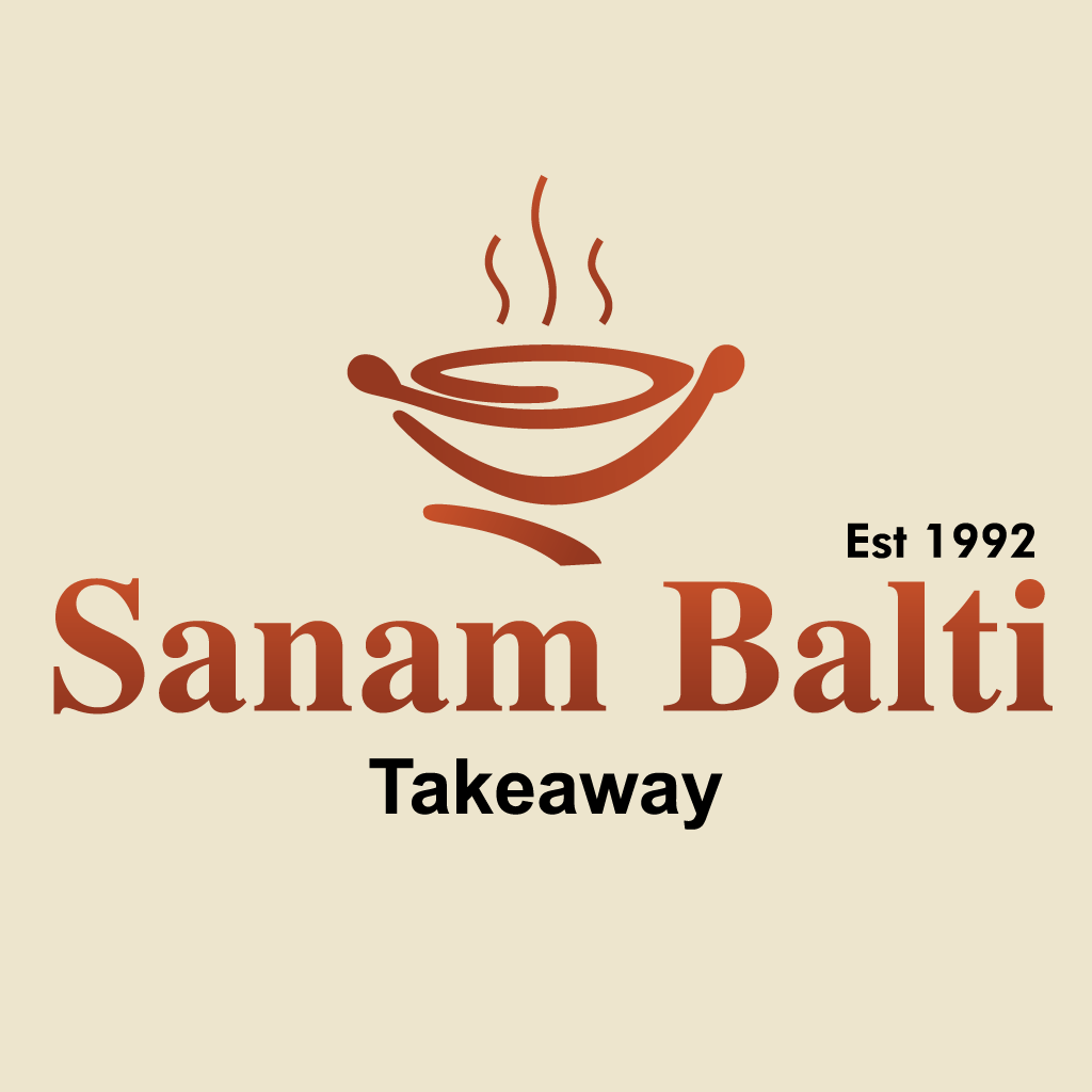 Sanam Balti House  Online Takeaway Menu Logo