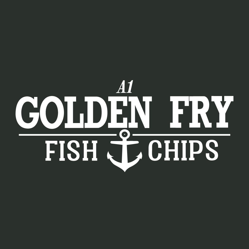 A1 Golden Fry Online Takeaway Menu Logo