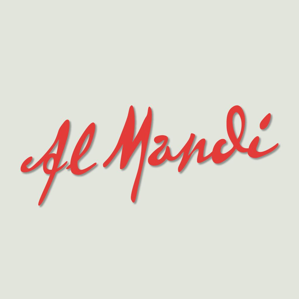 Al-Mandi Online Takeaway Menu Logo