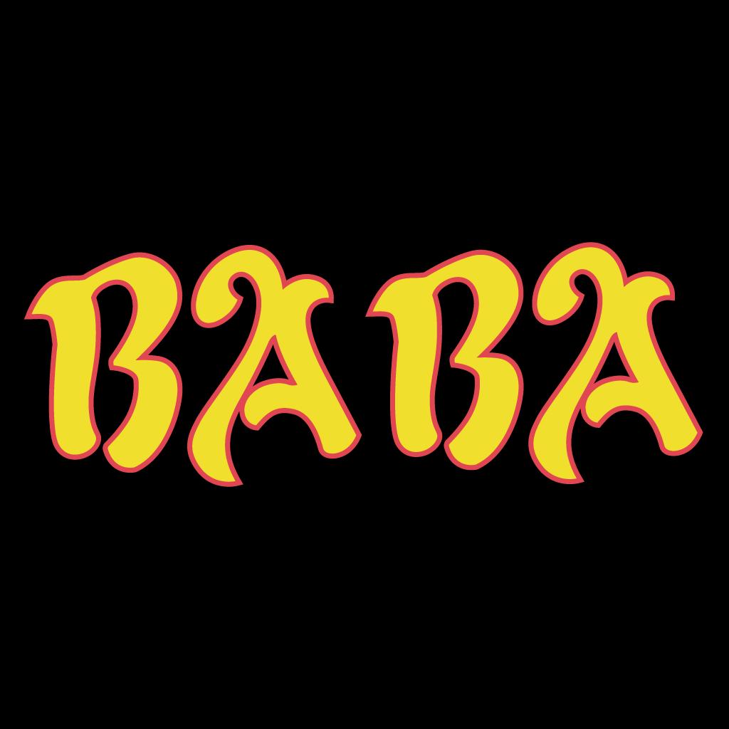 Baba Mediteranean BBQ Online Takeaway Menu Logo