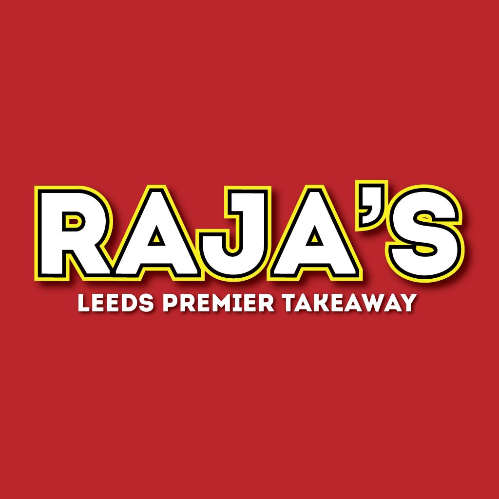 Raja's Leeds Premier Takeaway Online Takeaway Menu Logo