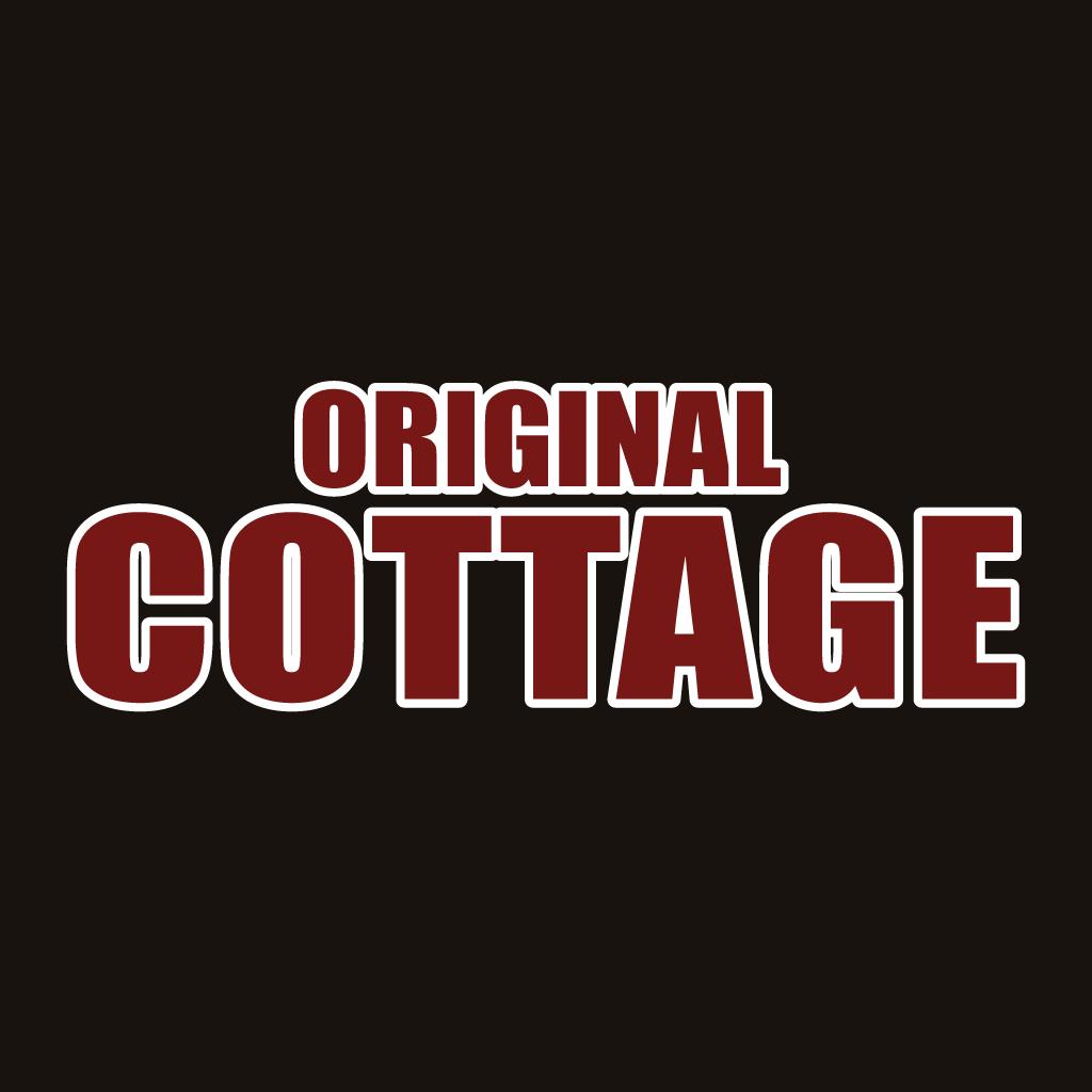 Original Cottage & Dragon Hut Online Takeaway Menu Logo
