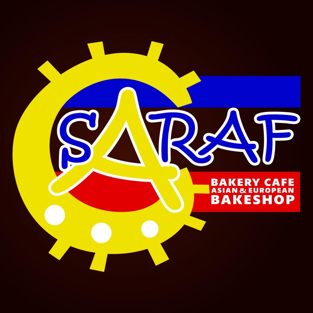 Saraf Bakery Cafe Online Takeaway Menu Logo